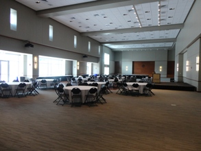 Campus Center Event Room